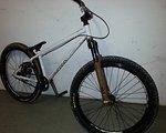 NS Bikes Traffic pro custom & Atomlab LRS