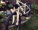 NS Bikes Core 1 Freeride Dirt Rahmen - Kit Medium