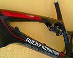 Rocky Mountain Element Team RSL Carbon 26 / 27.5 (650b) VHB
