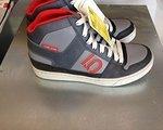 5TEN , Line King, rot/grau/schwarz, Gr. UK 8 / EUR 42