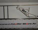 Liteville 601 MK3 Rahmenkit works-finish 190mm Gr. L NEU