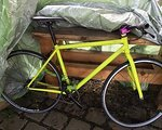 NS Bikes Analog Rahmenkit Fixie Singlespeed