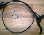 Shimano BR-M395 Vorderrad Scheibenbremse links