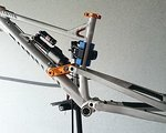 Canyon Torque FRX Rahmen 2012 Gr. M rawrange