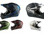 Kali Savara DH helmet Fibreglass 2015, Neu
