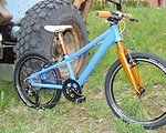 "Tuning Pedals 20"" Kinderrad, XT, 10fach, 7440g"