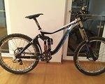 Giant Glory Größe L + zweiten neuen DT Swiss Laufradsatz