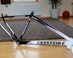 Cannondale Flash Hi Mod 2 Carbon Rahmen