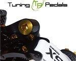 Tuning Pedals TP Schaltwerkbolzen für MTB 10fach Modelle von SRAM, X7,X9,X0