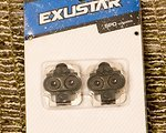 Exustar SPD cleats