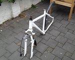 Bulls Rahmen/ Gabel Set 29 zoll Touren Fahrrad