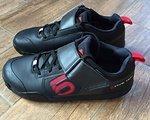 Five Ten 5.10 Impact VXi Clipless MTB SPD Schuhe Größe 44 Team Black wie Neu!