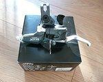 Shimano XTR ST-M970 Dual Control Hebel 3-Fach V-Brake