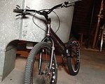 "Echo Trial Bike 24"" **WIE NEU**"