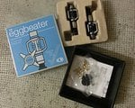 Crank Brothers Eggbeater 3 Pedale blau