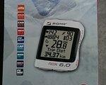 Sigma Sport Fahrradcomputer Sigma ROX 6.0 CAD inkl. Trittfrequenz