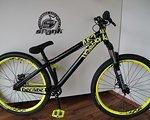 "NS Bikes Bikes Bike 26"" DECADE Custom Dirt/Street Bike"
