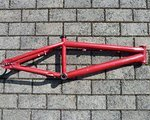 """Stolen Bikes BMX Rahmen Stolen The Heist, 20,75"""" TT, 100% 4130 CrMo, guter Zustand"""