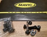 Mavic 2x Tubeless Kit NEU inkl. Adapter für Autoventil