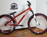 "Dartmoor 26"" Player Custom Dirt/Street Bike mit MZ DJ1"