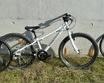 Kaniabikes Kaniabike Twentyfour Kinderrad mit Doppelkettenblatt