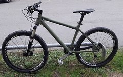 Transalp Bikes Ambition Team 4.0 2014 18''