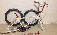 Kross BMX Retro Old School!!