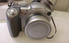 Canon PowerShot S2 is Digitalkamera (5 Megapixel, 12fach opt. Zoom) mit Bildstabilisator