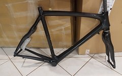 No-Name Rahmen Rennrad No Name Carbon 57 Neu