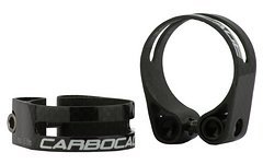 Carbocage Carbon Sattelklemme 31,8mm