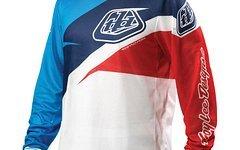 Troy Lee Designs Jersey GP Air Stinger blue (weiß/hellblau/dunkelblau/rot) XXL