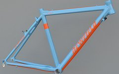 Newfield Cyclocross Rahmen in RH 50cm hellblau Gravelbike