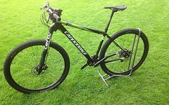 Cannondale F29 F 29 f-si 9,2kg