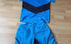 Qloom Hose und Shirt