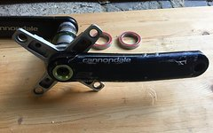 Cannondale Hollowgram SI SL BB30 28/42T 175mm