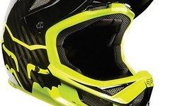Fox RAMPAGE Pro Carbon Downhill Helm - Gr. L (59 - 60 cm Kopfumfang) - wie Neu!