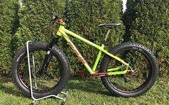 Nicolai Argon Fatbike Limited Edition Gr. S, mit Federgabel