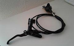 Formula C1 Hinterradbremse