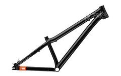 NS Bikes Decade (DJ - Alu) frame, gloss black