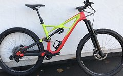 """Specialized Enduro S-Works 29"""" L (2016), fast alles NEU,"""