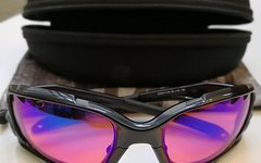 Oakley Racing Jacket Schwarz PRIZM Trail
