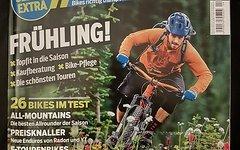 Mountainbikemagazin 8 Ausgaben 09/17 bis 04/18