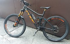 Cube Stereo 160 C68 Action Team 27.5 2017