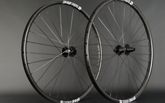 "Radsporttechnik Müller Laufradsatz 29"" Carbon Clincher Newmen Evolution SL BOOST Bike Ahead CX Ray ca.1270g"