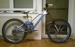 Mondraker Summum Pro Team Custon 27,5 M