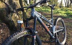 Orange Bikes Uk Stage 6 29er (L) Rahmen oder Set