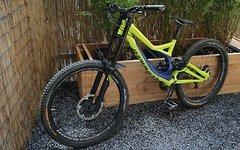 Specialized Demo 8.1 2015 650b - Gr. L - Custom -