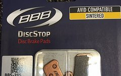 BBB Avid X0 Trail sintered