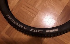 Schwalbe Nobby Nic 27.5 x 2.25 EVO TLE Pace Star