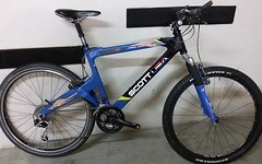 Scott USA Pro Racing Endorphin MTB Carbon Shimano XTR Retro